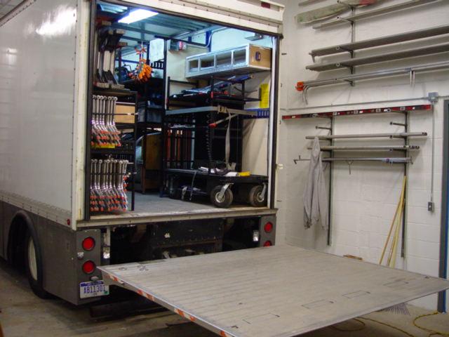 5 ton rear view